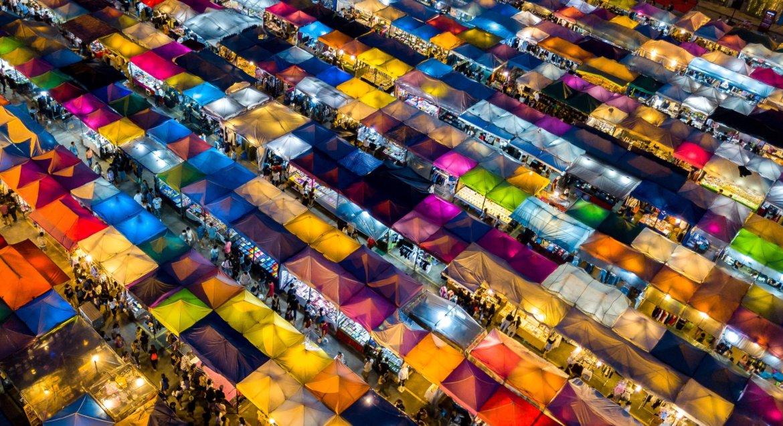 Vom lokalen zum globalen Marktplatz